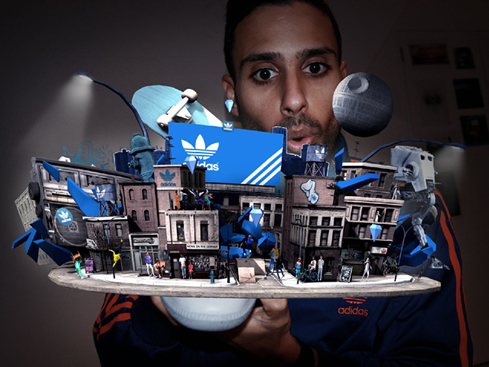 L'augmented reality contagia anche Adidas