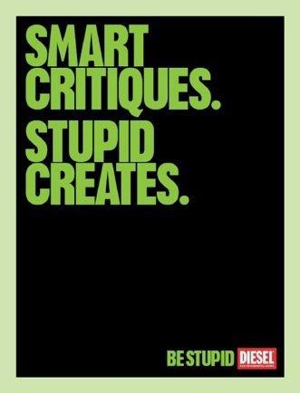 Be stupid: be Diesel, una campagna ad alto tasso virale