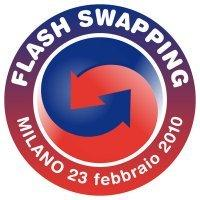 Flash swapping: tutti a Milano per il primo flash mob culturale!