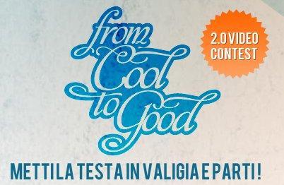 From Cool to Good: turismo responsabile e web 2.0 in concorso