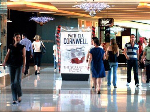 Patricia Cornwell: a prova di ambient