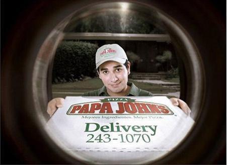 Un pizzaiolo sempre presente