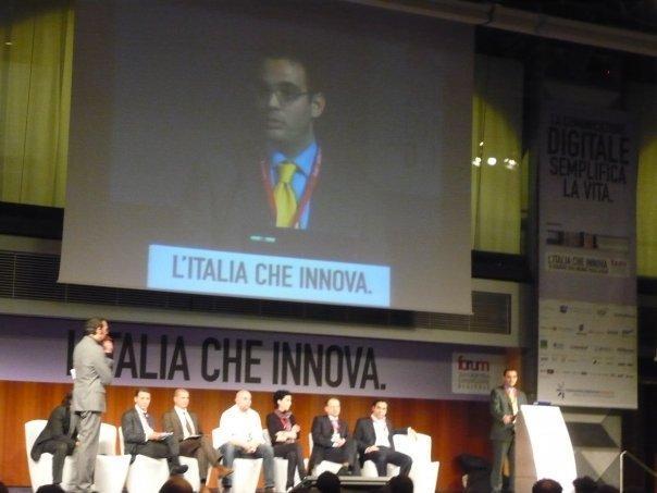 Andrea Boaretto e le domande senza risposta al Forum della Comunicazione Digitale