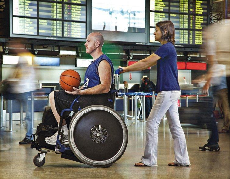 Con le donazioni spingi un atleta alle paraolimpiadi!