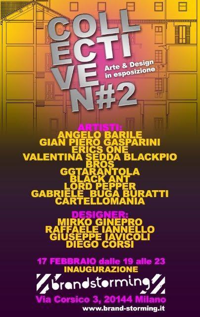 Arte & Design in esposizione dal 17 febbraio a Milano