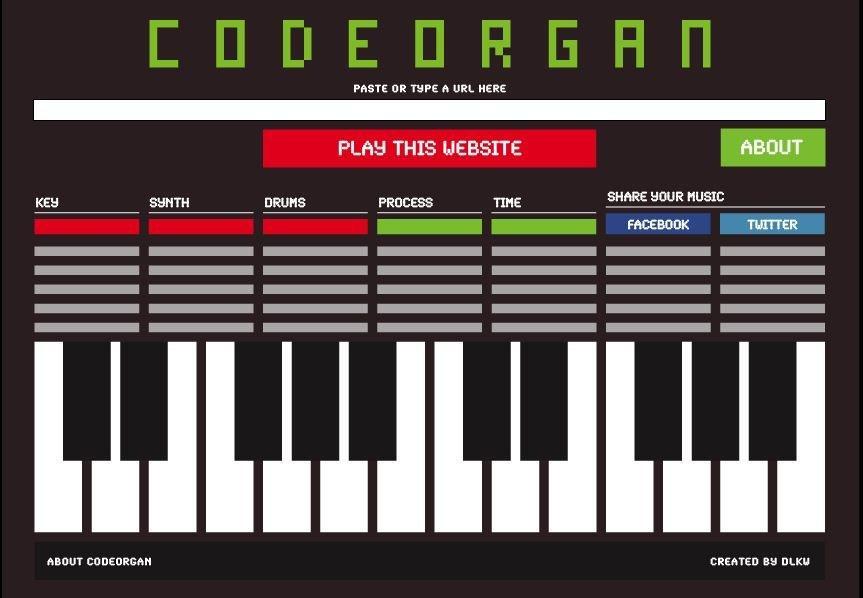 Code Organ: come suona il vostro sito?