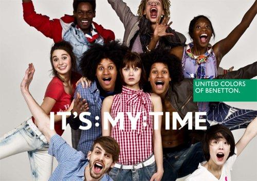 It's my time: Benetton e il casting outsource