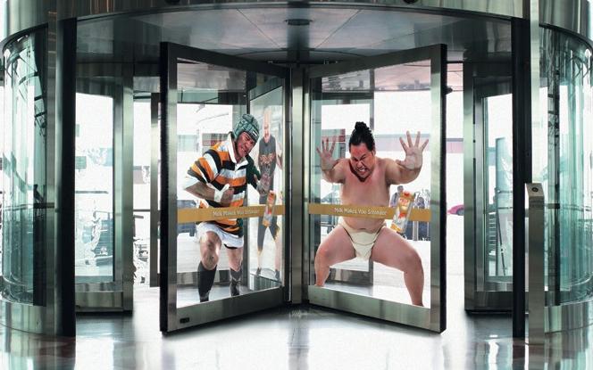La forza del latte? Un meme pubblicitario per Meiji e non solo!