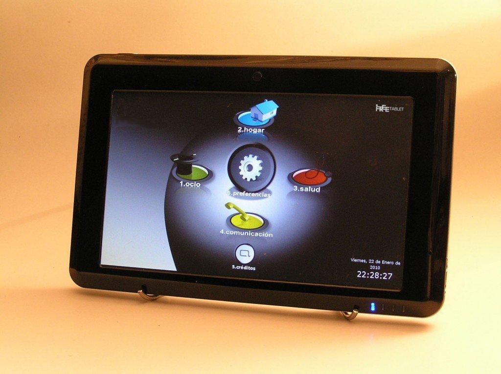 Spagnola (ed open source) la risposta all'iPad
