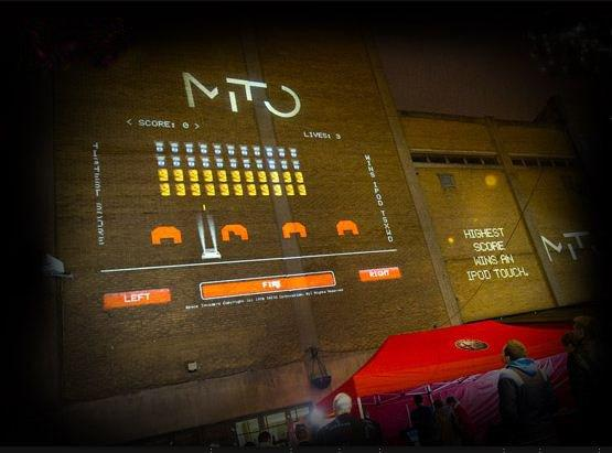 MiTo e Space Invaders: gli alieni sono arrivati a Londra