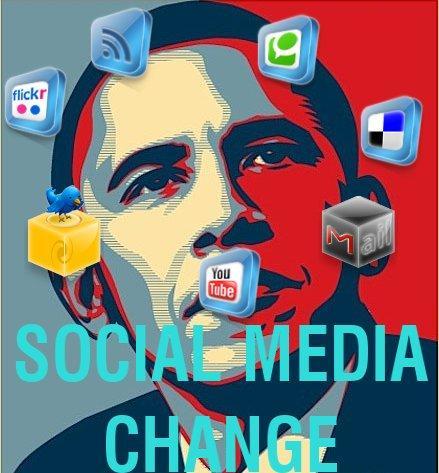 La svolta di Obama: non più social network ma social media
