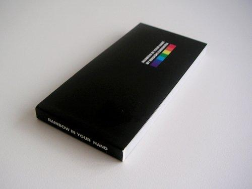Rainbow In Your Hand: un flipbook 3D