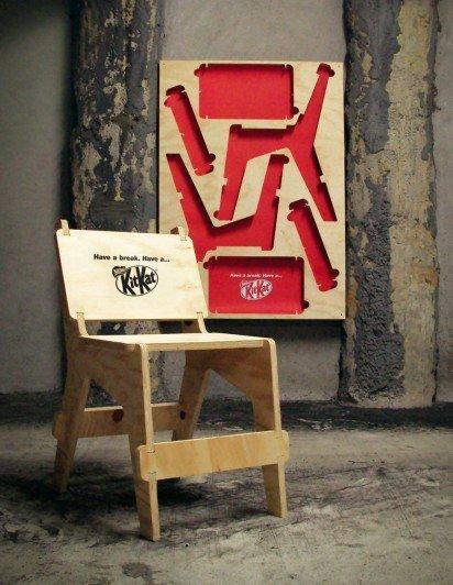 KitKat e il poster componibile
