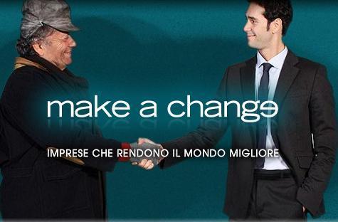 Make a Change e business Sociale: un cambiamento possibile?