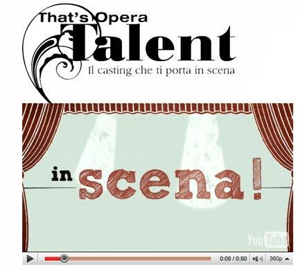 That's Opera Talent: il casting per Madame Butterfly va in scena su YouTube