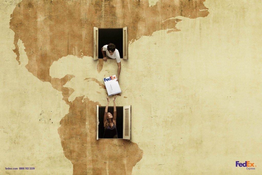 Tutto il mondo è palazzo con FedEx