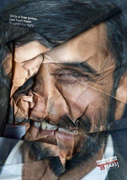 Reporter Senza Frontiere: dittatori strapazzati per la libertà di stampa