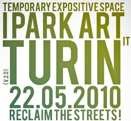 Il 22 Maggio edizione torinese per I Park Art