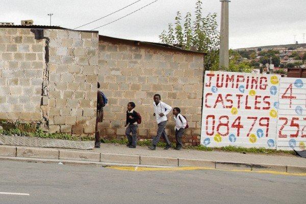 Campagna sociale contro i rapimenti in Sudafrica