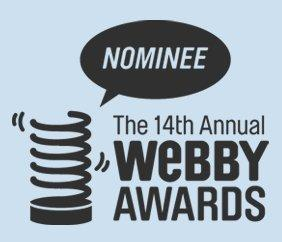 Webby Awards: annunciate le nomination!