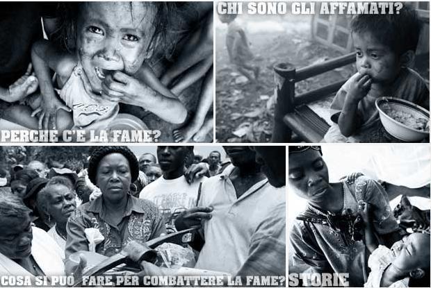 1billionhungry: la FAO alza la voce contro la fame nel mondo