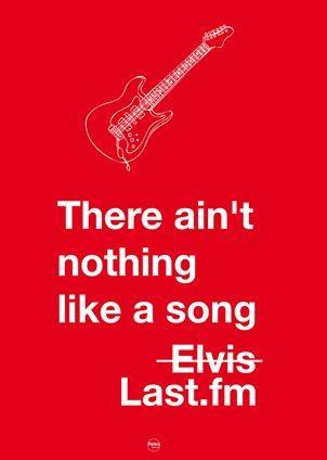 I social network spiegati da Elvis: Last.fm