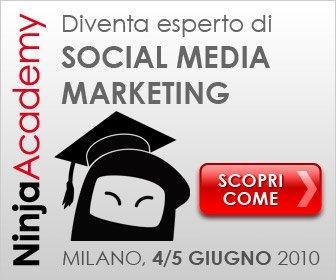 Ninja Candy: ecco i vincitori dei due ingressi omaggio al corso in Social Media Marketing!