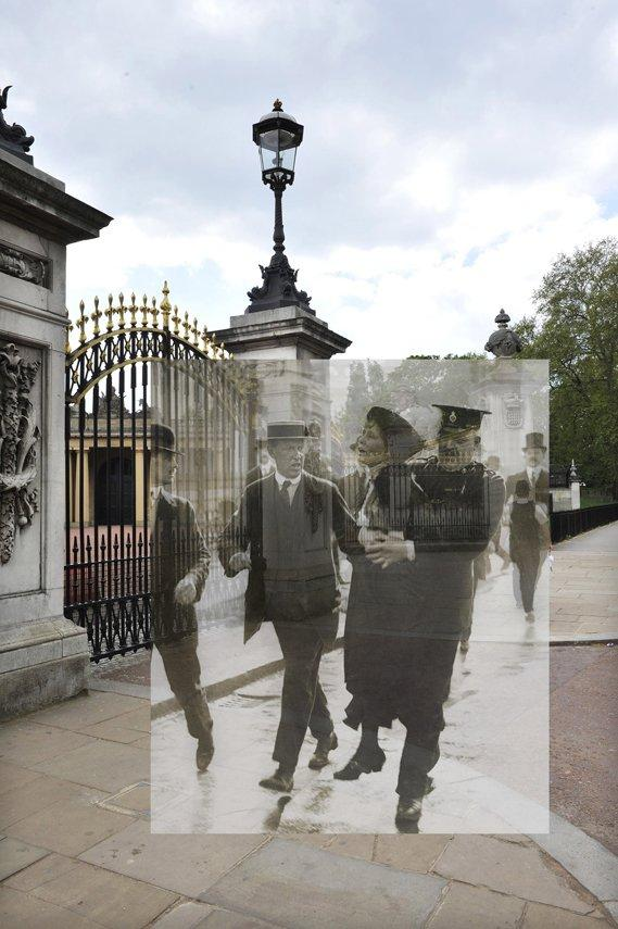 "Sincretismi tecnologici: con l'app ""Street Museum"" la Londra del passato torna in AR"