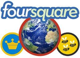 Social Media Week – Foursquare: dimmi dove vai e ti darò un badge (brand incluso!)