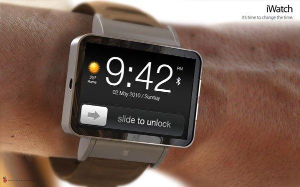 iWatch, un improbabile dispositivo da polso firmato Apple
