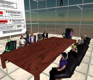"""progettoCampania2.0 presenta stasera in Second Life """"Comunicare (CO)i Mondi Virtuali"""""""