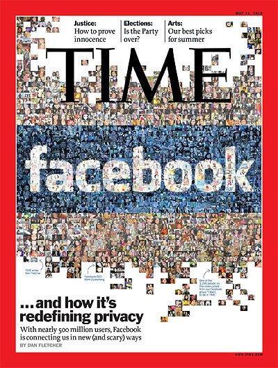 Time & Facebook: sbatti la privacy in prima pagina!