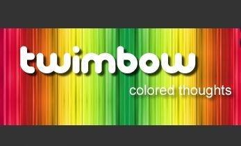 Twimbow organizza i vostri tweet colorandoli