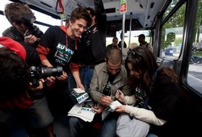A Lisbona la vera star è chi usa i mezzi pubblici (e i social media)
