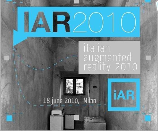 IAR 2010: il 18 giugno a Milano l'evento sull'Augmented Reality