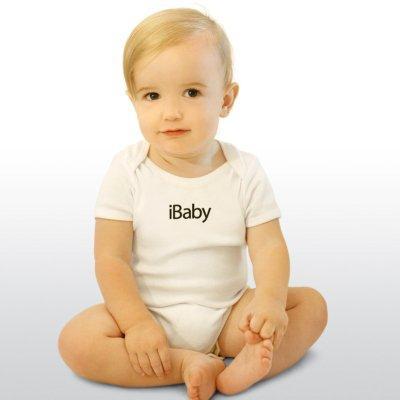 La Apple-mania contagia anche i bebé