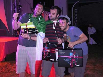 Webdesign International Festival: è l'Italia la più amata dal pubblico