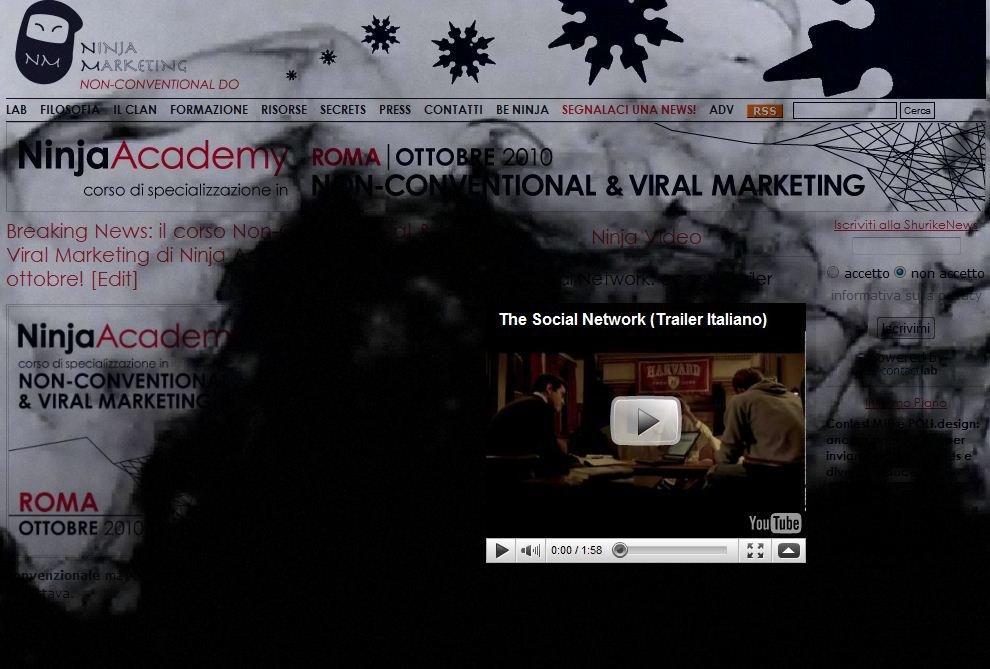 Instant Oil Spill: la marea nera invade anche il web!