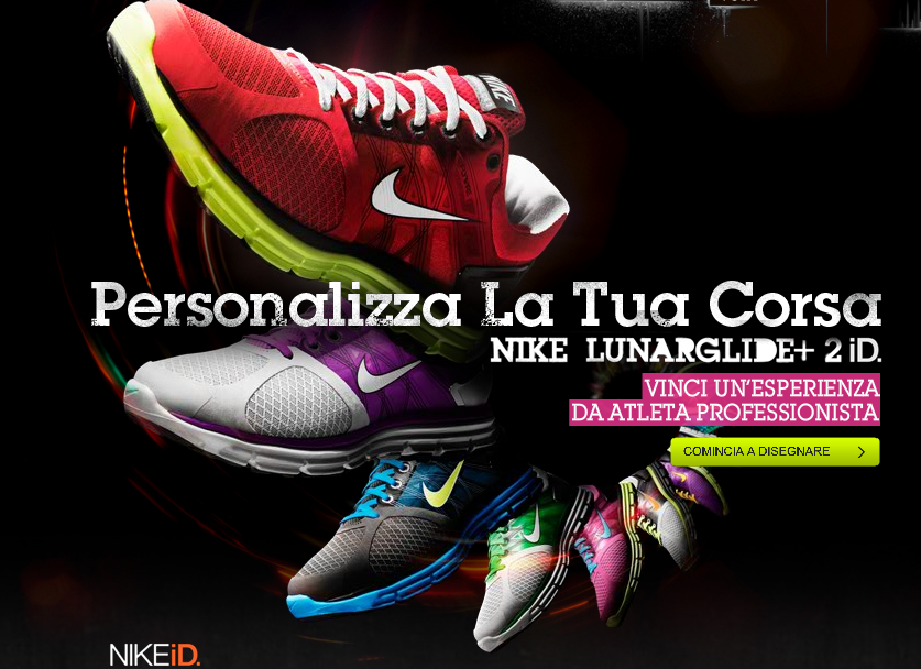 Street Art e contest 2.0 per Nike Running