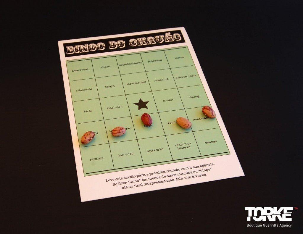 Torke inventa il bingo del marketing