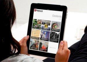 Su iPad i Social Network si trasformano in rivista con Flipboard