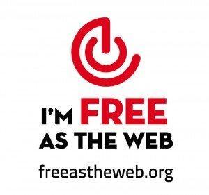 Noi Ninja siamo Free as the web e aderiamo alla manifestazione per la libertà di espressione