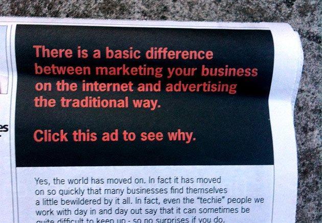 Ecco la differenza fra Online e Offline