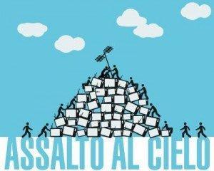 Assalto al cielo: dal 24 settembre a Napoli la festa della comunicazione indipendente