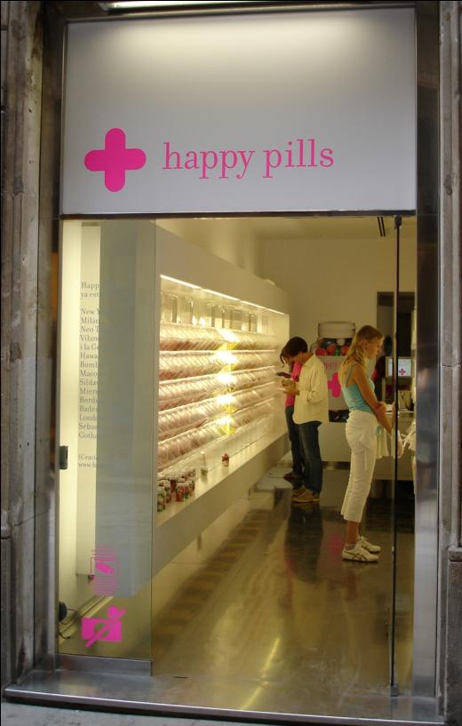 CREATIVE SHOP – Happy pills offre la cura a tutti i mali!