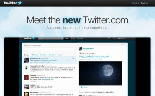 "Twitter presenta ""Il nuovo Twitter"""
