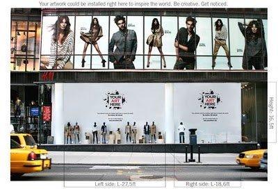 Coinvolgere il Consumatore? Ci pensa H&M!