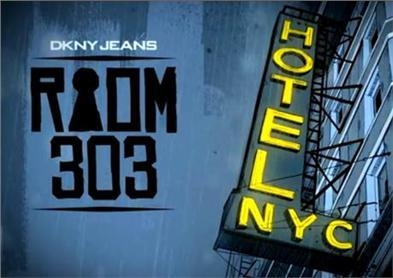 "DKNY lancia la campagna digitale ""Room 303 – Unlock the secrets"""