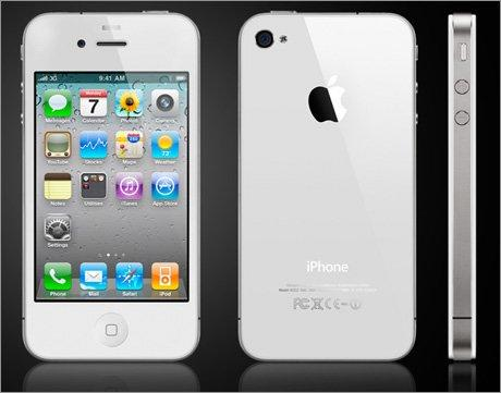 Gaffe di Apple: rinviato l'iPhone 4 bianco! [RUMORS]