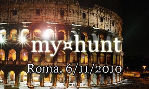 My-Hunt, a Roma la prima caccia al tesoro per iPhone